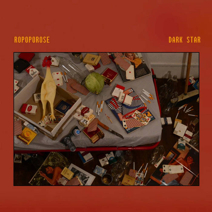 ROPOPOROSE – DARK STAR (LP)
